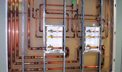 Medical Gas Piping Installation